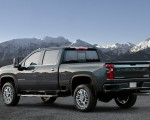 2020 Chevrolet Silverado 2500 HD High Country Rear Three-Quarter Wallpaper 150x120 (27)