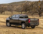 2020 Chevrolet Silverado 2500 HD High Country Rear Three-Quarter Wallpaper 150x120 (6)