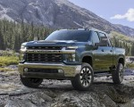 2020 Chevrolet Silverado 2500 HD LT Front Wallpaper 150x120 (12)