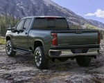 2020 Chevrolet Silverado 2500 HD LT Rear Three-Quarter Wallpaper 150x120 (13)