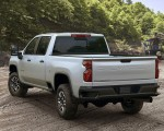2020 Chevrolet Silverado 2500 HD Work Truck Rear Three-Quarter Wallpaper 150x120 (15)