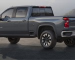 2020 Chevrolet Silverado HD Z71 Rear Three-Quarter Wallpaper 150x120 (29)