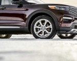 2020 Ford Explorer Detail Wallpapers 150x120 (10)