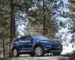 2020 Ford Explorer Front Three-Quarter Wallpapers 150x120 (4)