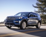 2020 Ford Explorer Wallpapers