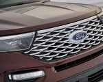 2020 Ford Explorer Grill Wallpapers 150x120 (11)