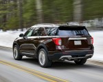 2020 Ford Explorer Rear Three-Quarter Wallpapers 150x120 (8)