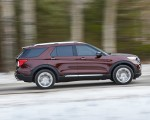 2020 Ford Explorer Side Wallpapers 150x120 (9)