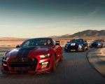 2020 Ford Mustang Shelby GT500 Front Three-Quarter Wallpapers 150x120 (3)