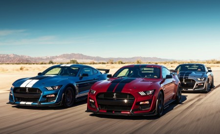 2020 Ford Mustang Shelby Gt500 Hd Wallpapers Pictures Newcarcars
