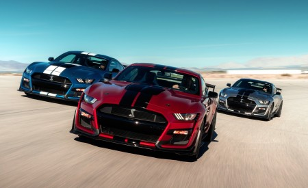 2020 Ford Mustang Shelby GT500 Wallpapers HD