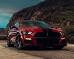 2020 Ford Mustang Shelby GT500 Front Wallpapers 150x120 (26)