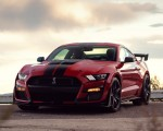 2020 Ford Mustang Shelby GT500 Front Wallpapers 150x120 (27)