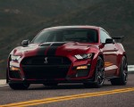 2020 Ford Mustang Shelby GT500 Front Wallpapers 150x120 (23)