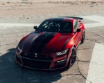 2020 Ford Mustang Shelby GT500 Front Wallpapers 150x120 (40)