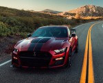 2020 Ford Mustang Shelby GT500 Front Wallpapers 150x120 (28)