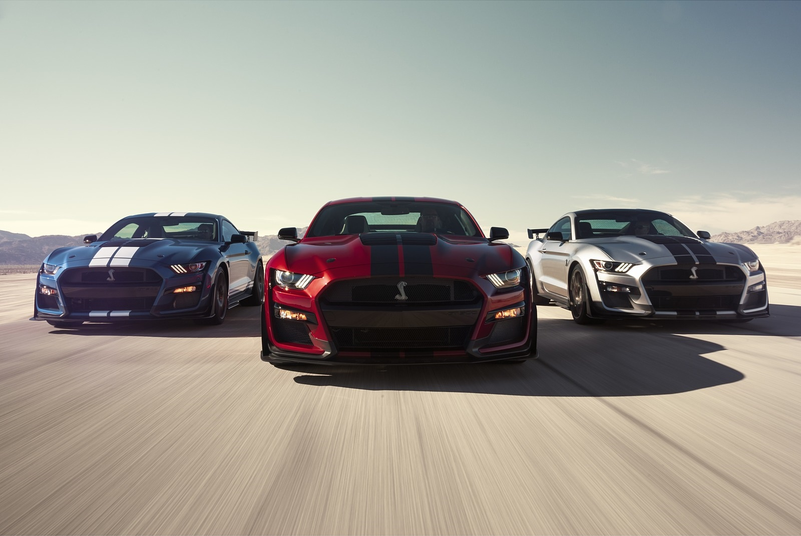 2020 Ford Mustang Shelby GT500 Front Wallpapers (7)