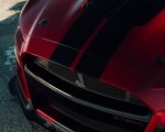 2020 Ford Mustang Shelby GT500 Grill Wallpapers 150x120 (47)