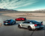 2020 Ford Mustang Shelby GT500 Rear Three-Quarter Wallpapers 150x120 (8)