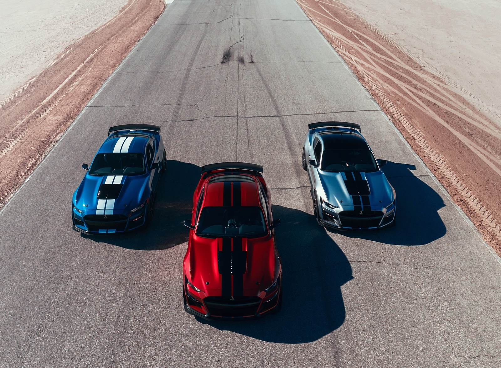 2020 Ford Mustang Shelby GT500 Top Wallpapers (10)