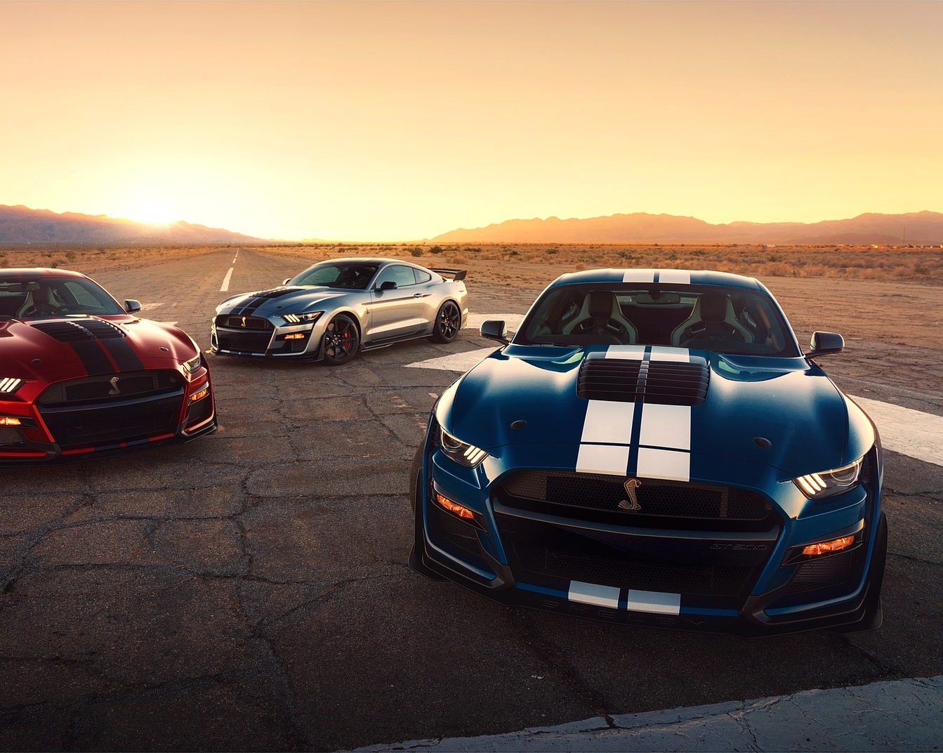 2020 Ford Mustang Shelby GT500 Wallpapers (11)