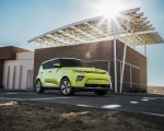 2020 Kia Soul EV Front Three-Quarter Wallpapers 150x120 (12)