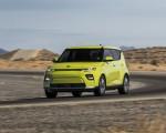 2020 Kia Soul EV Front Three-Quarter Wallpapers 150x120 (2)
