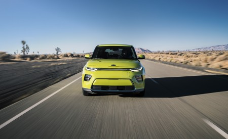 2020 Kia Soul EV Wallpapers HD