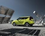 2020 Kia Soul EV Side Wallpapers 150x120 (17)