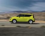 2020 Kia Soul EV Side Wallpapers 150x120 (4)