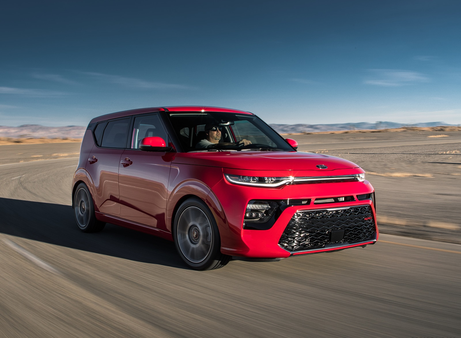 2020 Kia Soul GT-Line Front Three-Quarter Wallpapers (2)