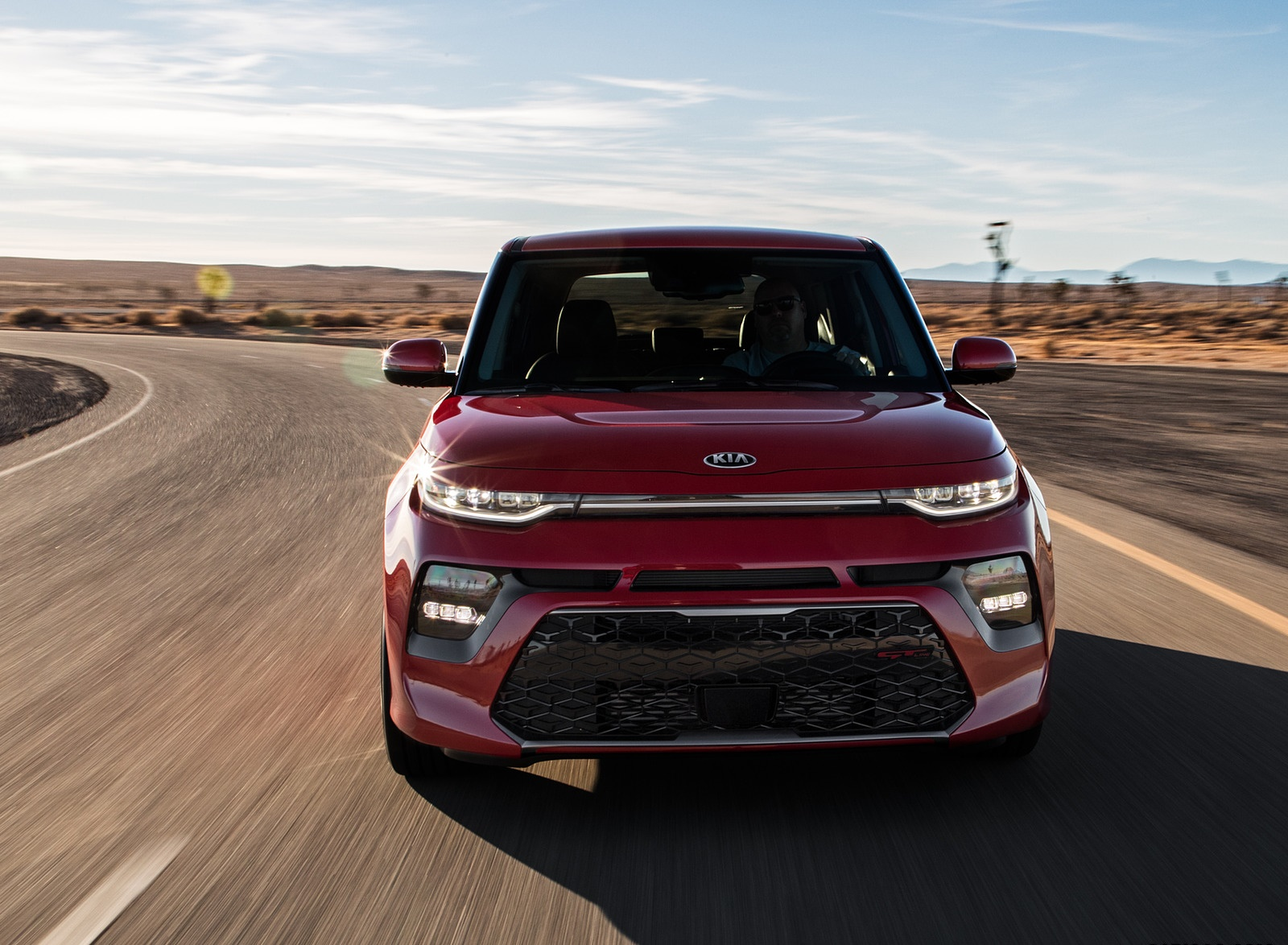 2020 Kia Soul GT-Line Front Wallpapers (5)