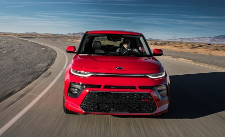 2020 Kia Soul Wallpapers HD