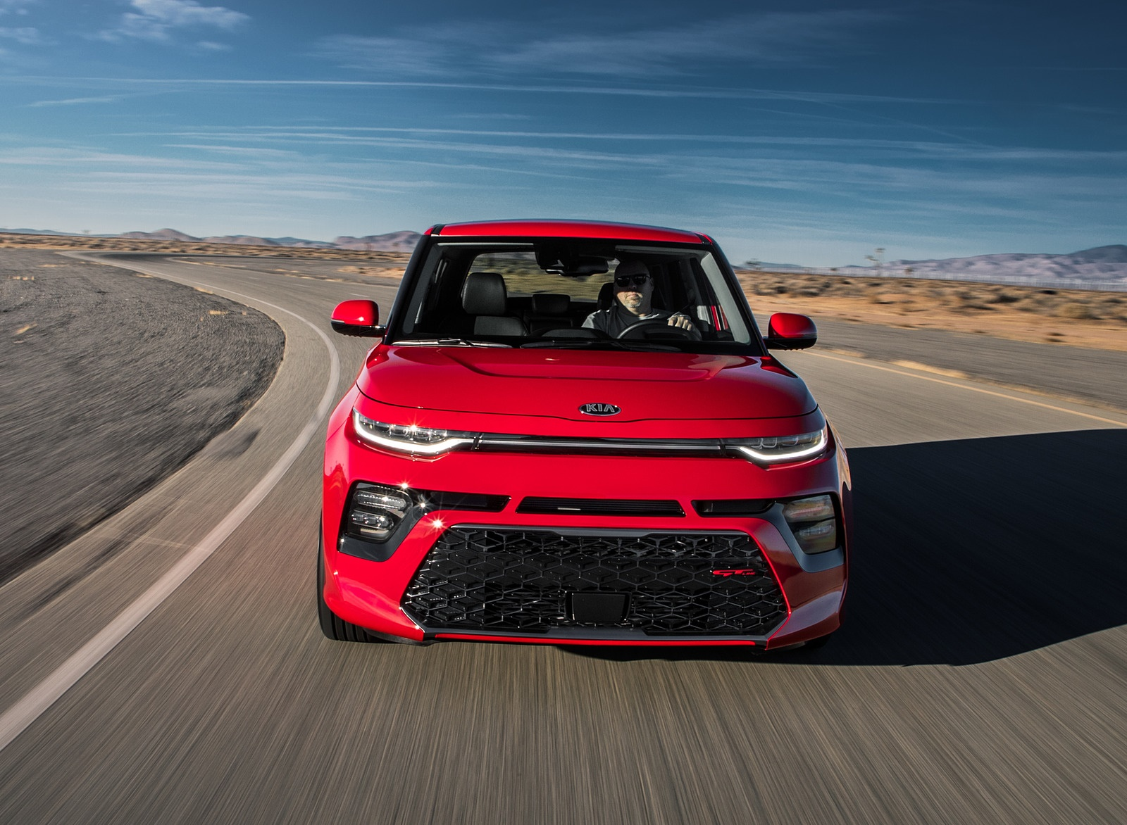 2020 Kia Soul GT-Line Front Wallpapers (1)