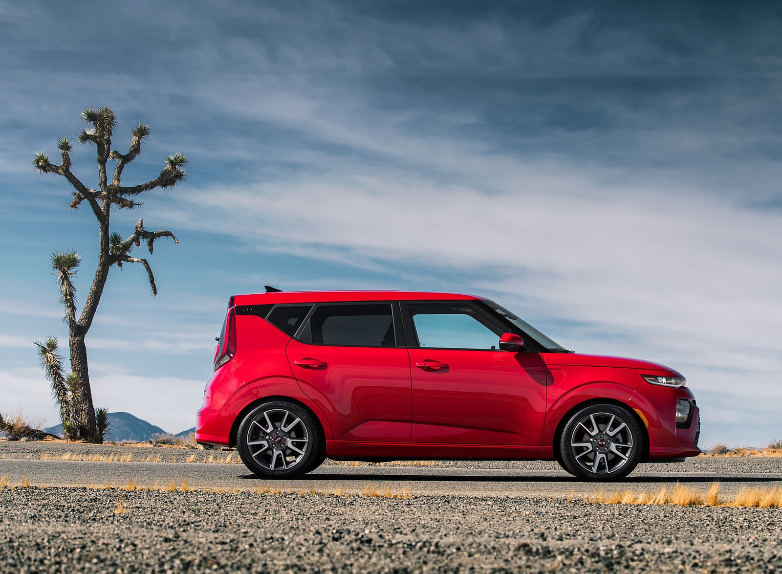 2020 Kia Soul GT-Line Side Wallpapers (3)