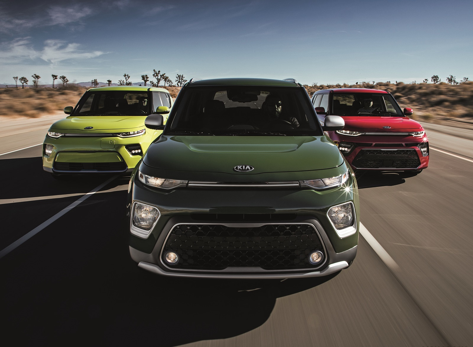 2020 Kia Soul GT-Line and X-Line Wallpapers (8)