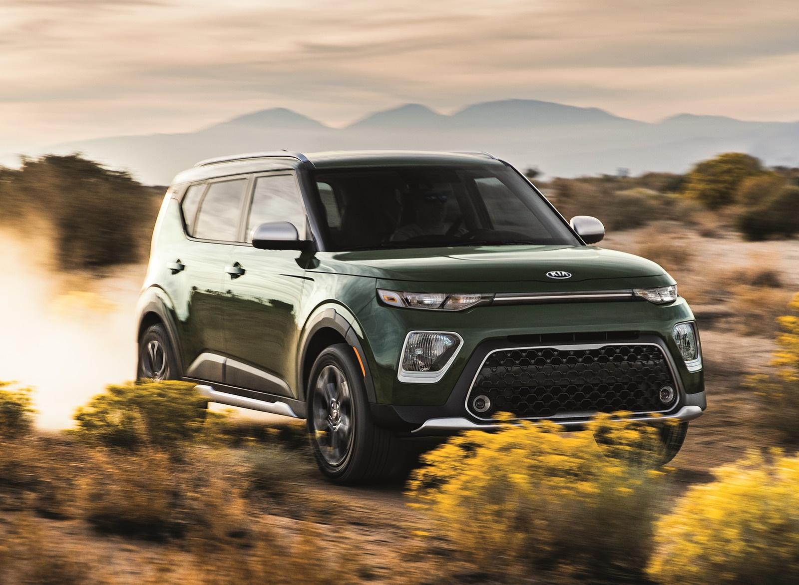 2020 Kia Soul X-Line Front Three-Quarter Wallpapers (9)