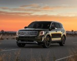 2020 Kia Telluride Front Three-Quarter Wallpapers 150x120 (6)