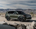 2020 Kia Telluride Front Three-Quarter Wallpapers 150x120 (5)