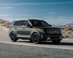 2020 Kia Telluride Front Three-Quarter Wallpapers 150x120 (2)