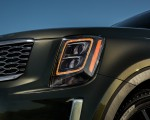 2020 Kia Telluride Headlight Wallpapers 150x120 (7)
