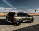 2020 Kia Telluride Rear Three-Quarter Wallpapers 150x120 (15)