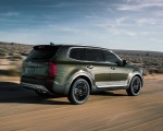 2020 Kia Telluride Rear Three-Quarter Wallpapers 150x120 (4)