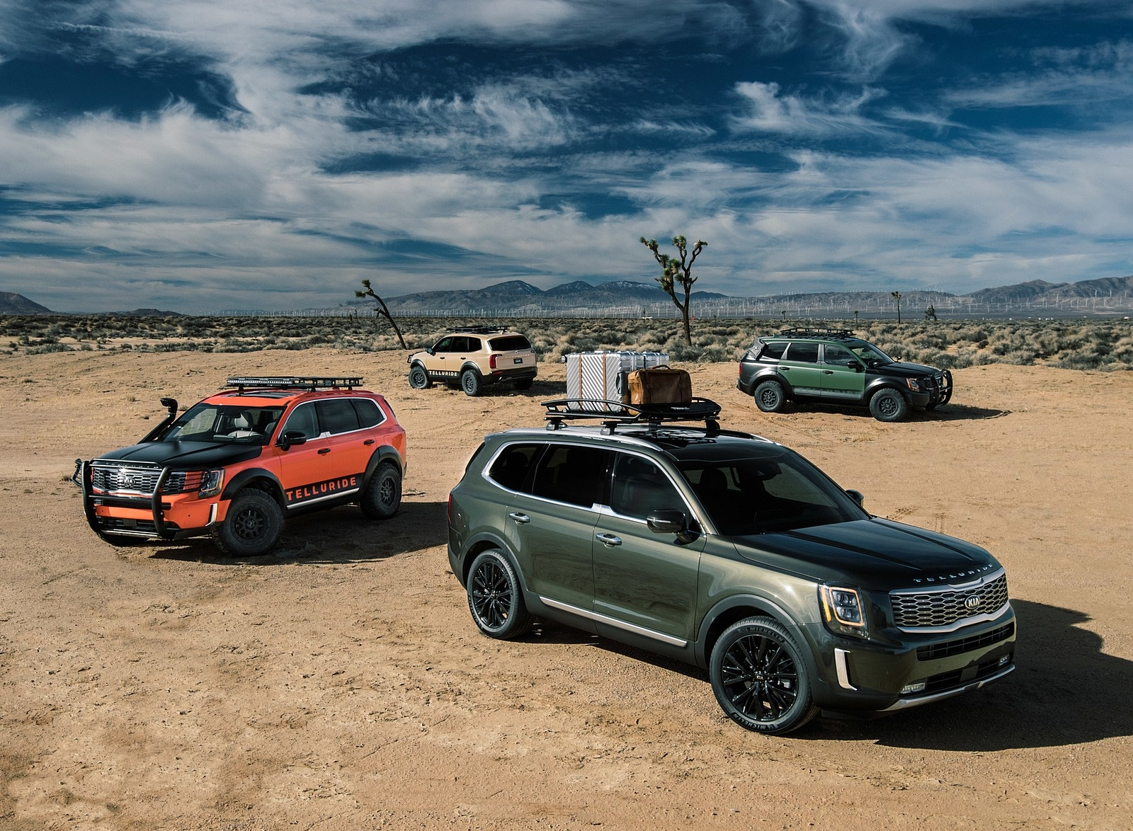 2020 Kia Telluride Wallpapers (13)