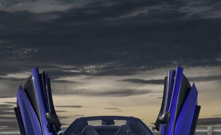 2020 McLaren 600LT Spider (Color: Lantana Purple) Front Wallpaper 450x275 (18)