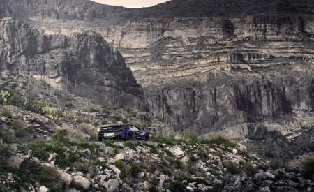2020 McLaren 600LT Spider (Color: Lantana Purple) Rear Three-Quarter Wallpaper 450x275 (7)