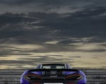 2020 McLaren 600LT Spider (Color: Lantana Purple) Rear Wallpaper 150x120 (21)