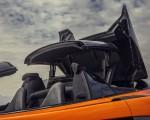 2020 McLaren 600LT Spider (Color: Myan Orange) Detail Wallpapers 150x120