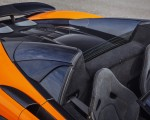 2020 McLaren 600LT Spider (Color: Myan Orange) Spoiler Wallpaper 150x120 (50)