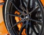 2020 McLaren 600LT Spider (Color: Myan Orange) Wheel Wallpaper 150x120 (49)